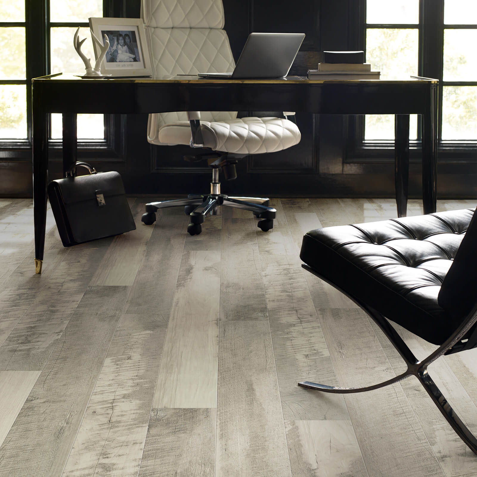 Pierpark office flooring | Noble Floors LLC