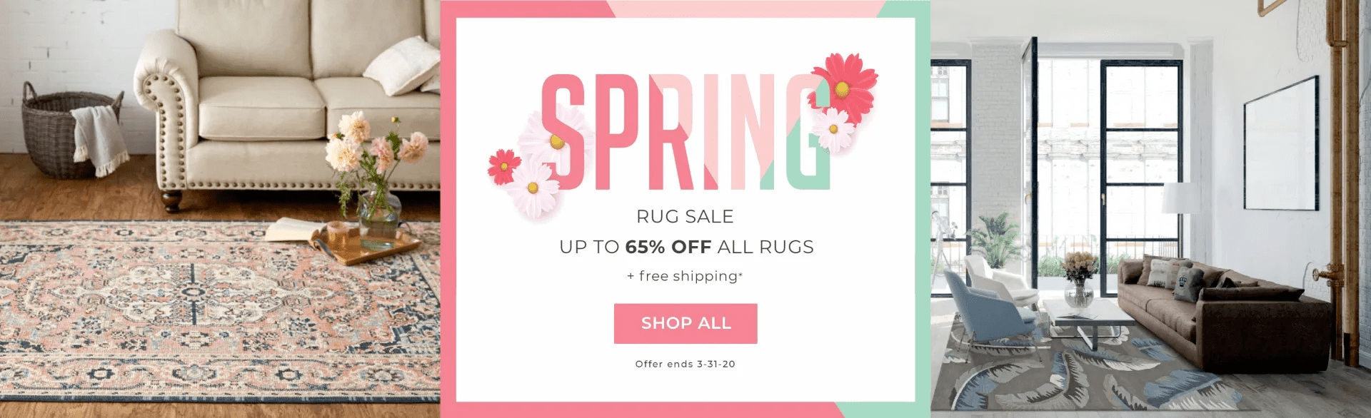 Spring rug sale in Mesa, AZ | Noble Floors LLC