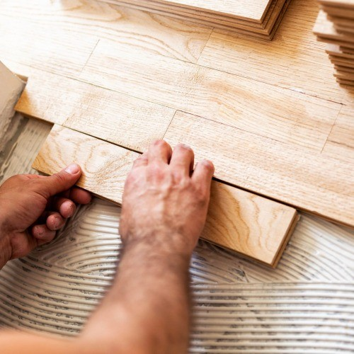 Hardwood installation | Noble Floors LLC