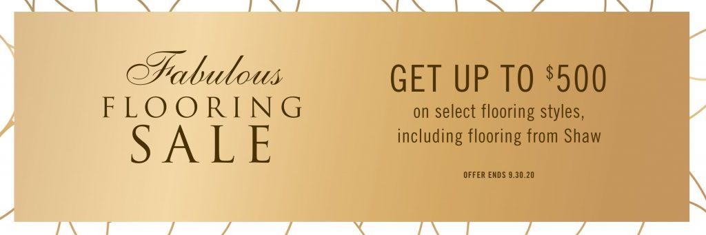 Fabulous Flooring Sale | Noble Floors LLC