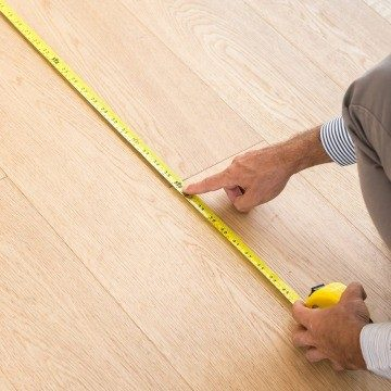 Floor measurement | Noble Floors LLC