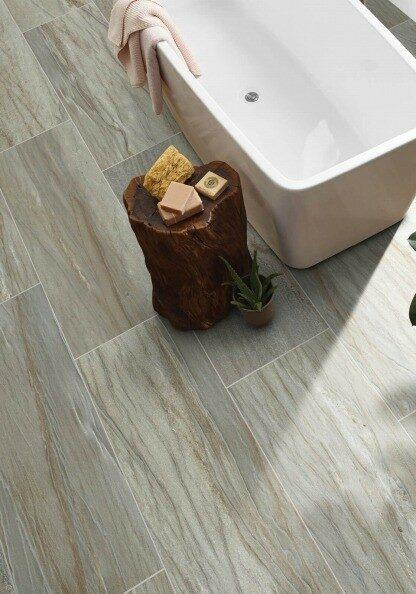 Sanctuary bathroom tile | Noble Floors LLC