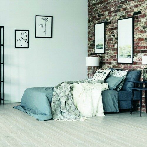 Bedroom vinyl flooring | Noble Floors LLC